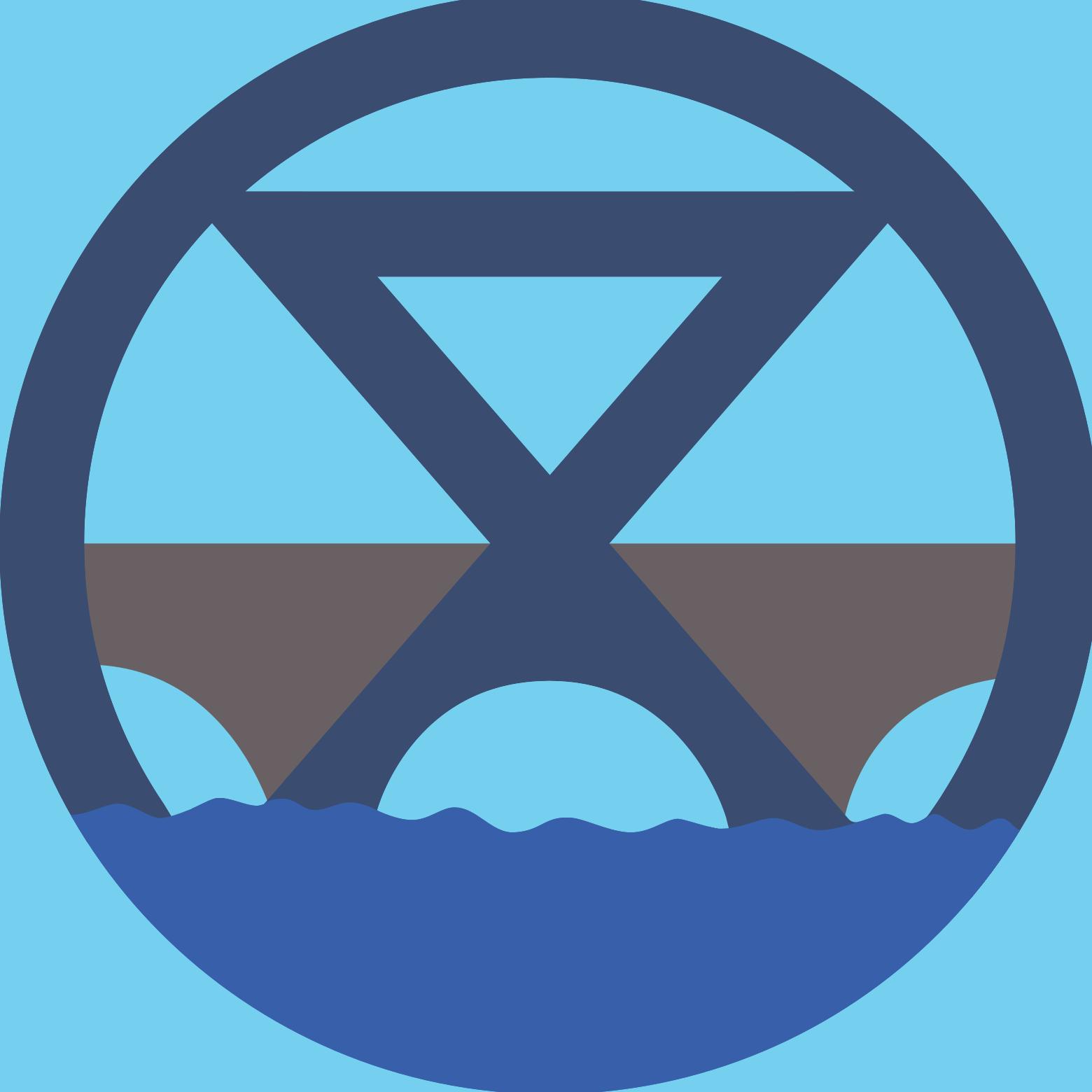 Extinction Rebellion Maastricht logo