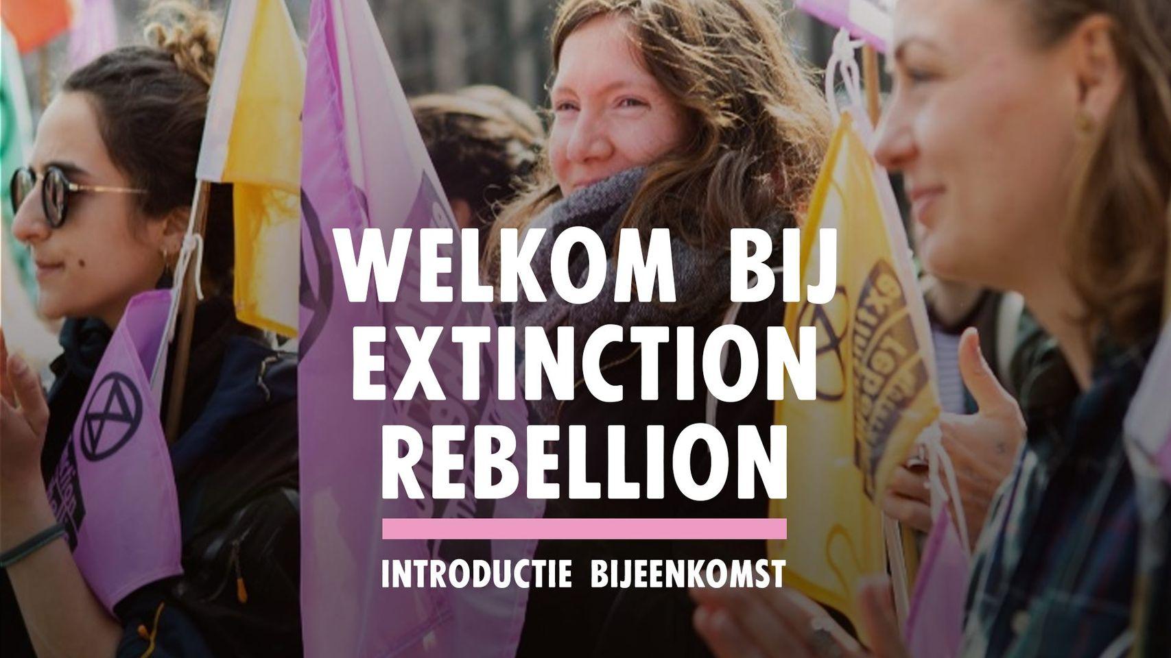 Extinction Rebellion Almere