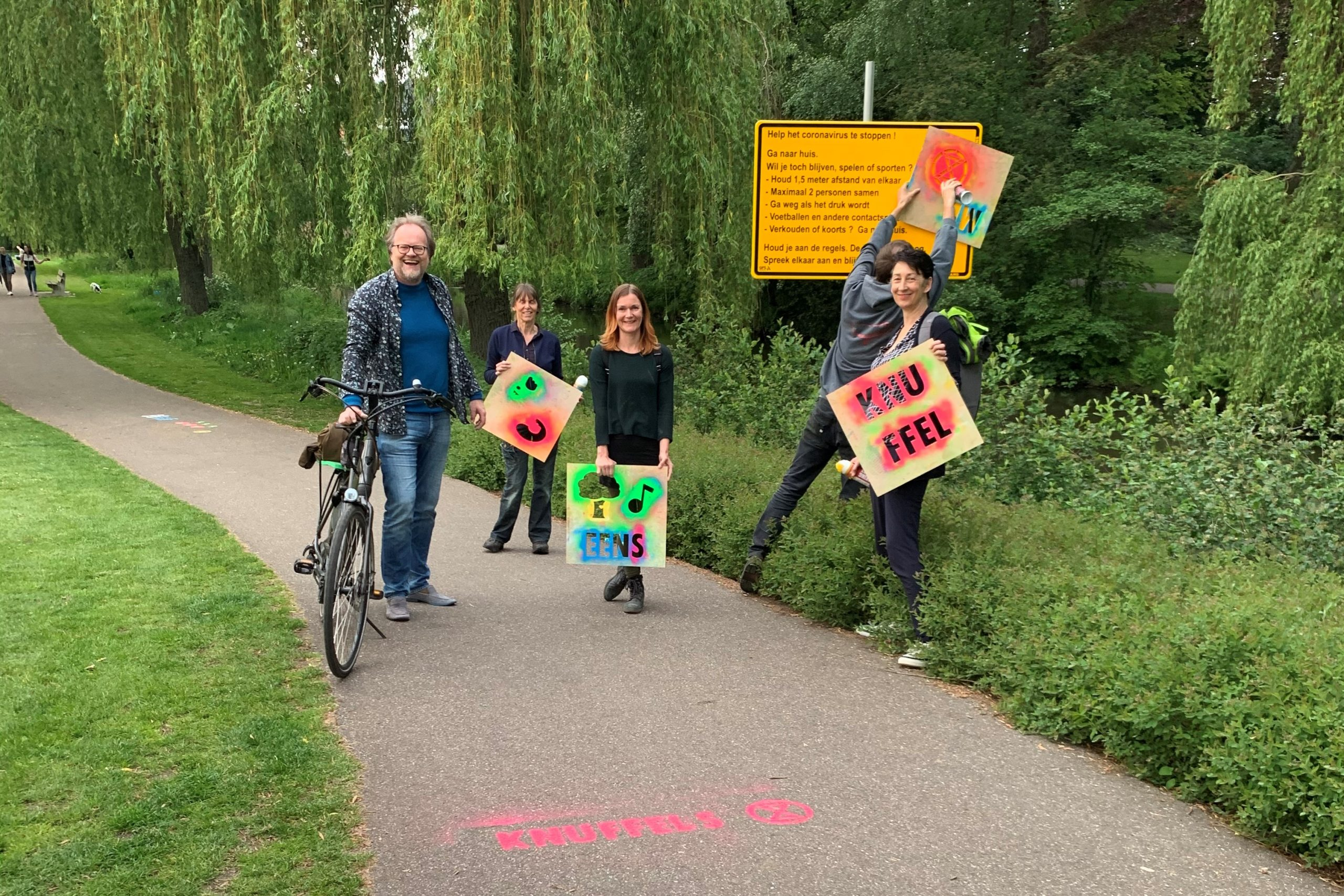 Extinction Rebellion Eindhoven