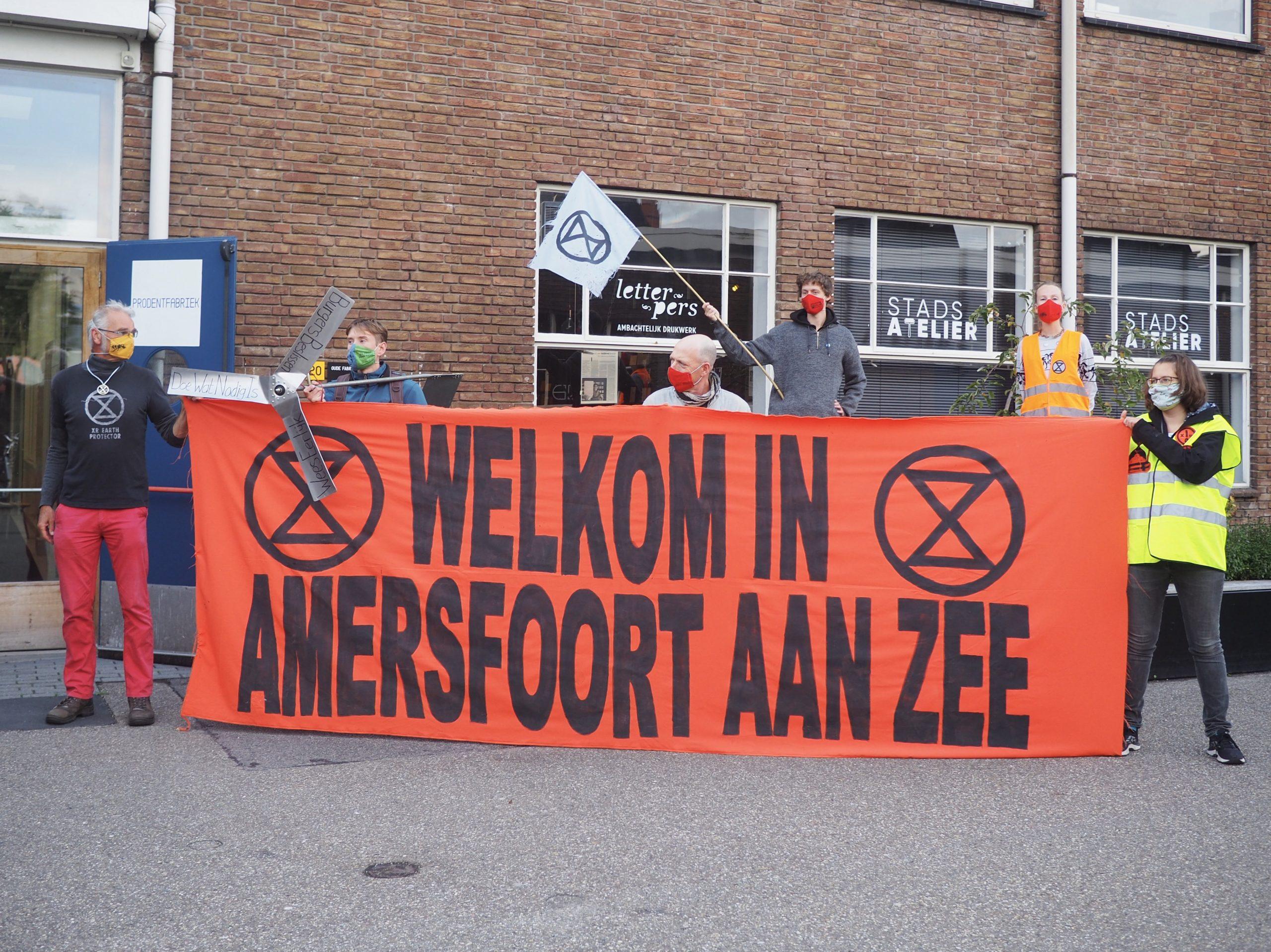 Extinction Rebellion Amersfoort