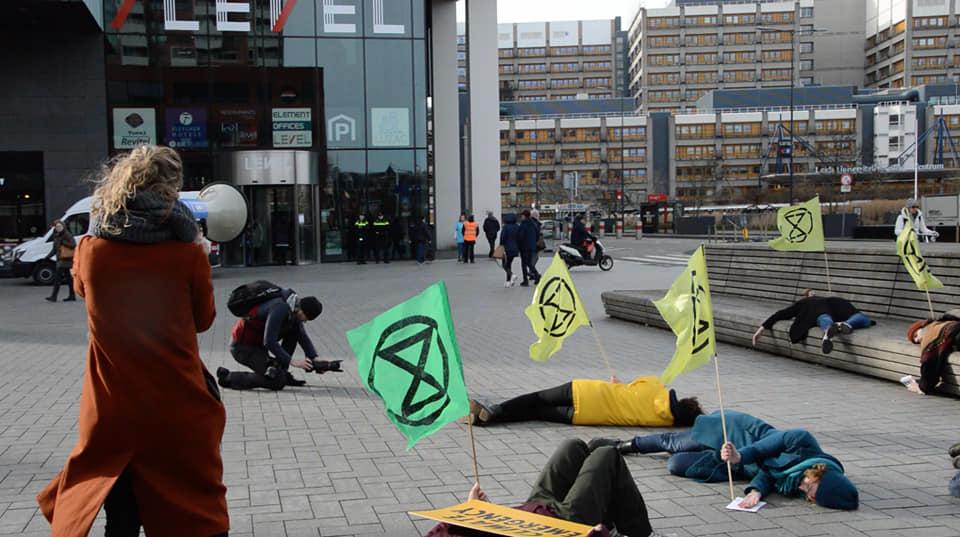 Extinction Rebellion Leiden