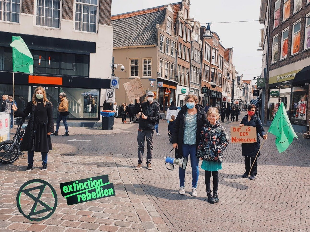 Extinction Rebellion Zwolle