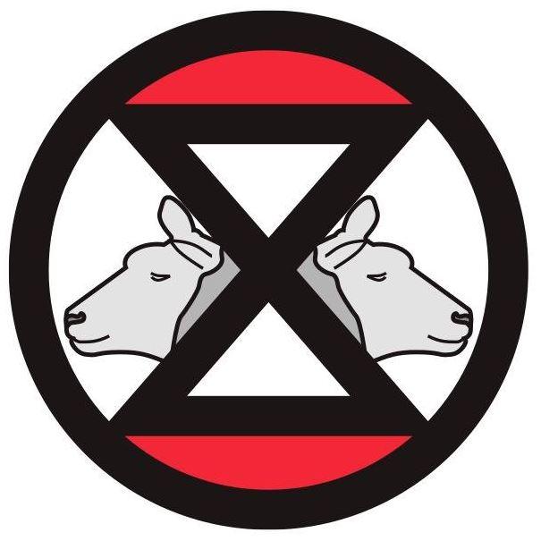 Extinction Rebellion Dordrecht logo