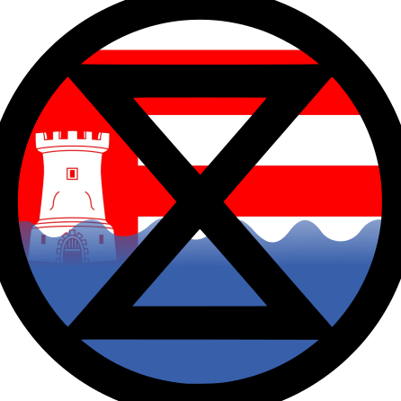 Extinction Rebellion Alkmaar logo