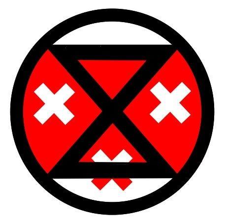 Extinction Rebellion Breda logo