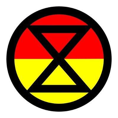 Extinction Rebellion Apeldoorn logo