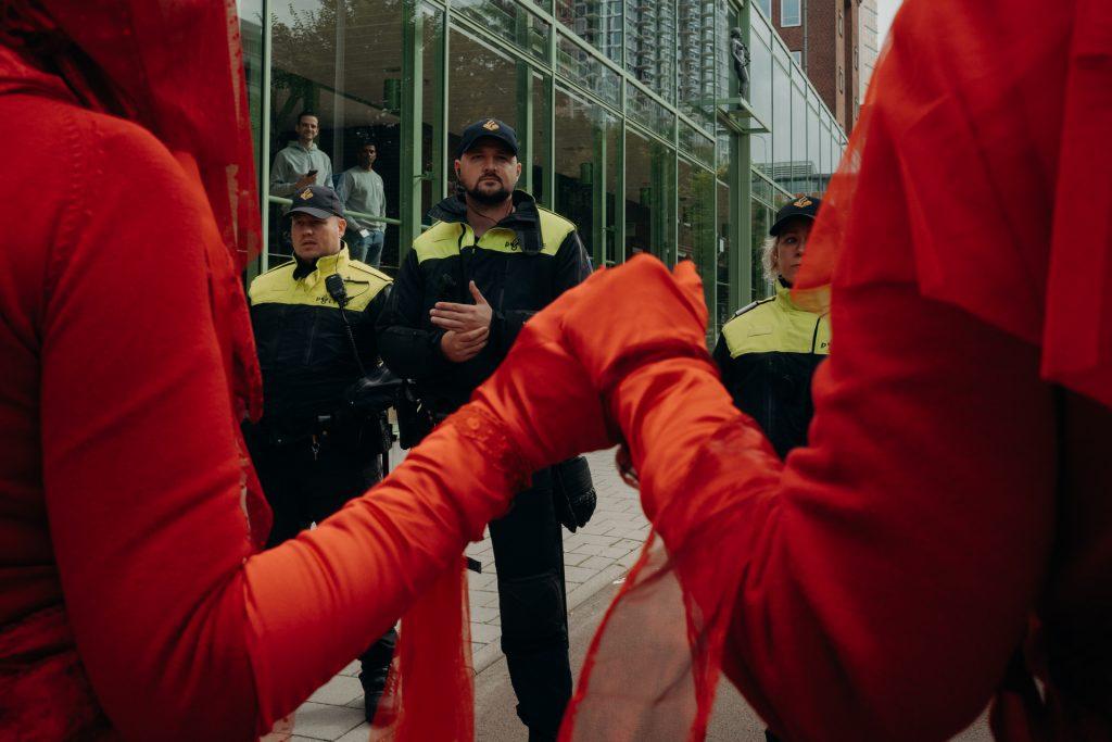 red rebels police